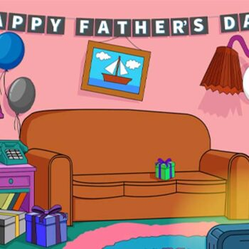 Father's Day Sofa